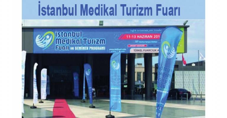 İstanbul Medikal Turizm Fuarı Başladı