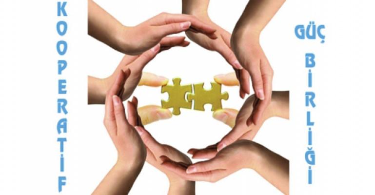 Kooperatiflerden Güç Birliği