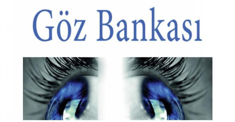 Çukurova üniversitesi'nde Göz bankası kuruldu