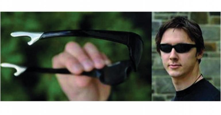 İlginç tasarımlı gözlük modelleri
