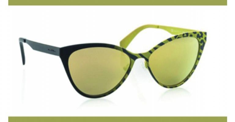 Italia Independent'tan ısınınca renk değiştiren gözlük
