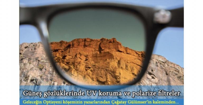 Güneş gözlüklerinde UV ve polarize filtre farkı