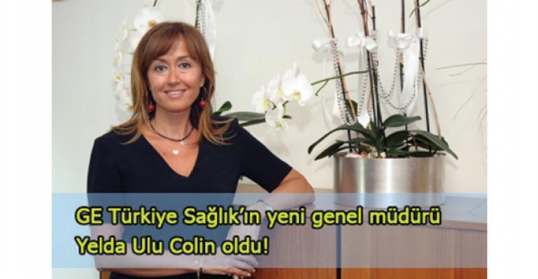 GE Türkiye Sağlık'ın yeni genel müdürü o oldu!