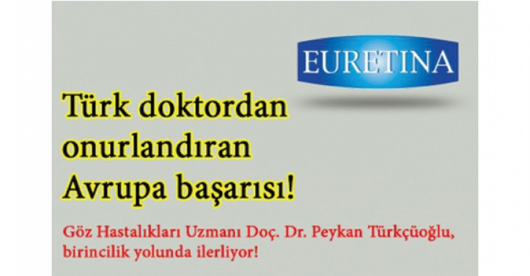 Türk doktor birincilik yolunda ilerliyor!