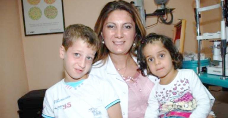 8 ve 4 yaşındaki kardeşler sağlıklarına kavuştu.