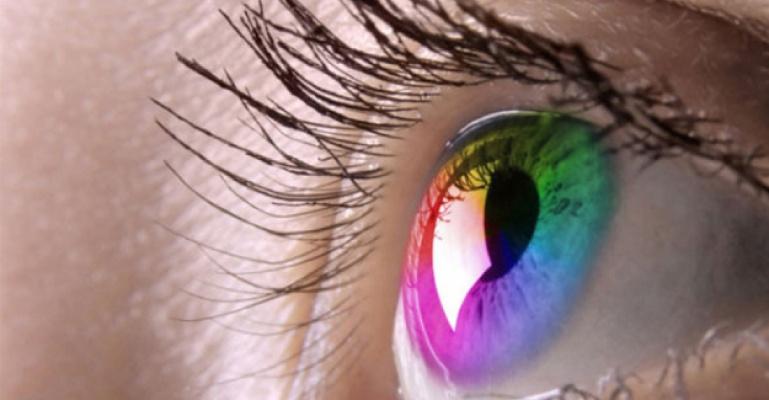 Insanlarda Nadir Görülen Göz Renkleri