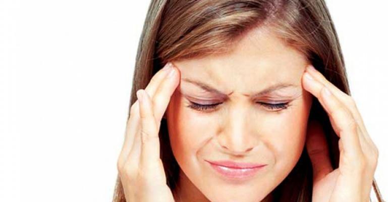 Başınızı ağrıtan, göz migreni mi?