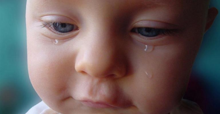 Bebeklerde Gözyaşı Kanalı Tıkanıklığı!