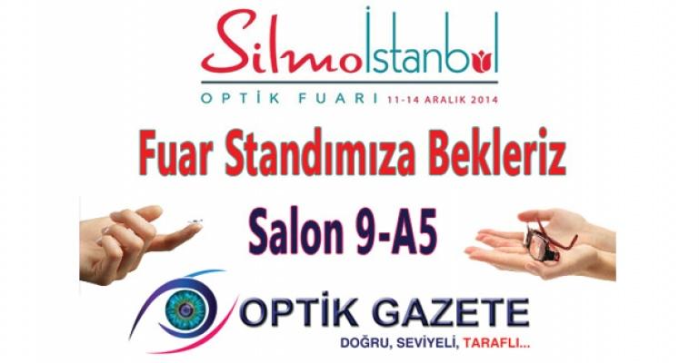 Video Yarışmamızın Ödülleri  Silmo İstanbul'da