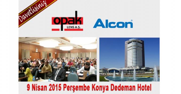 2015 Kontak Lens Bilgilendirme Toplantısı 4