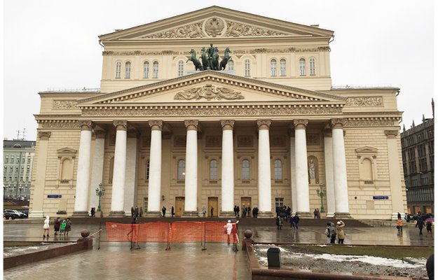 Avrupa'nın Şaheser Kenti: Moskova