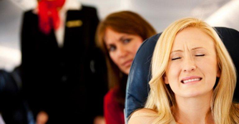 Uzun Saatler Süren Uçuşlarda Gözlere Dikkat!