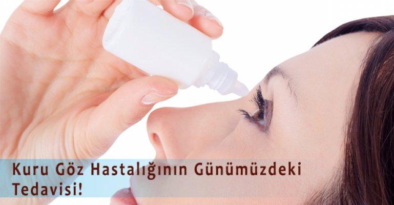 Kuru Göz Hastalığının Nedenleri?