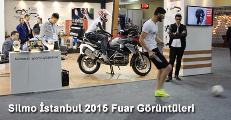 Silmo İstanbul 2015 Optik Fuarından Görüntüler