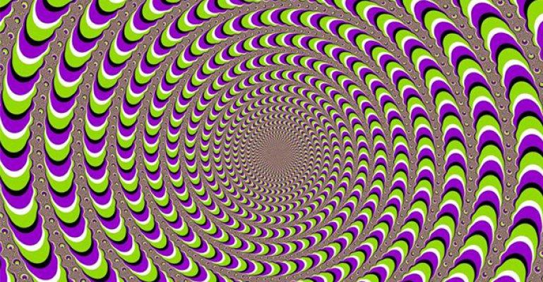Baş Döndürücü 12 Göz yanılması