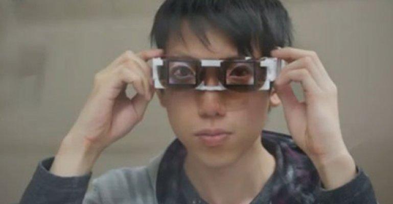 Bu Akıllı Gözlükler Duyguları Gizliyor!