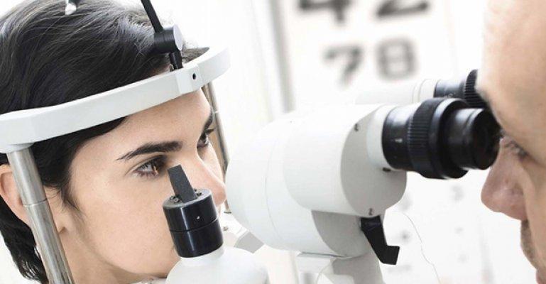 'Göz Sağlığınız İçin Ayağınıza Geliyoruz' Projesi