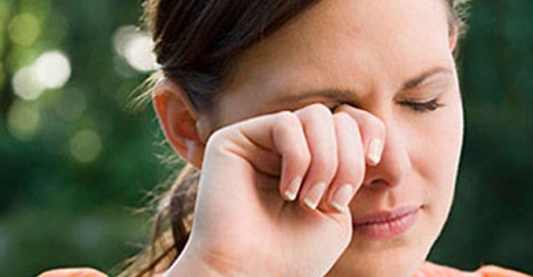 Göz Kaşıntısı Nedenleri ve Tedavisi