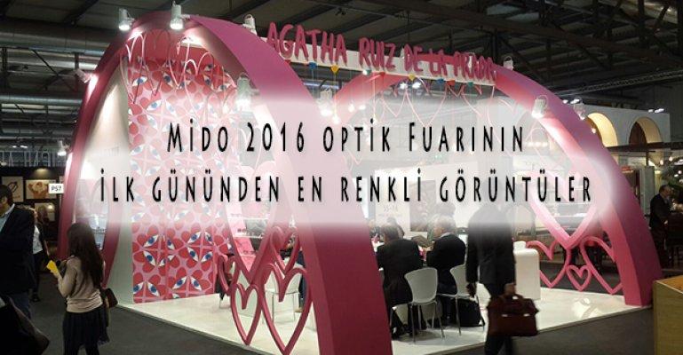 Milano - Mido 2016 Optik Fuarının İlk Gününden Görüntüler