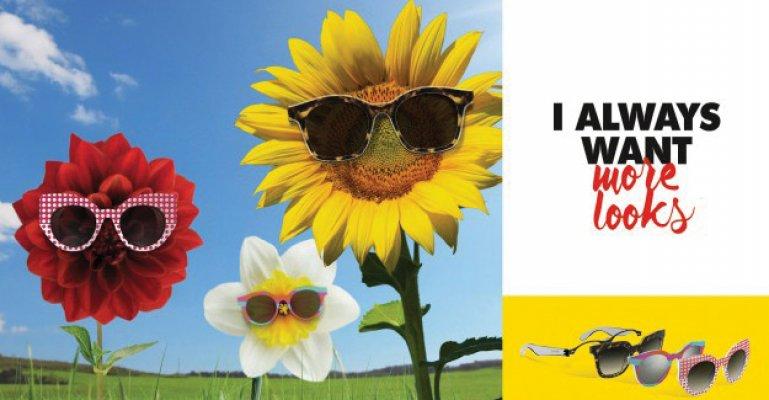 Yaratıcı, eğlenceli The Eyes koleksiyonu 2016 İlkbaharında görücüye çıkacak.