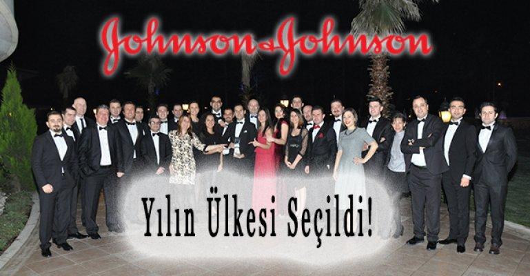 """""""Yılın Ülkesi """" Johnson & Johnson Vision Care Türkiye Oldu!"""