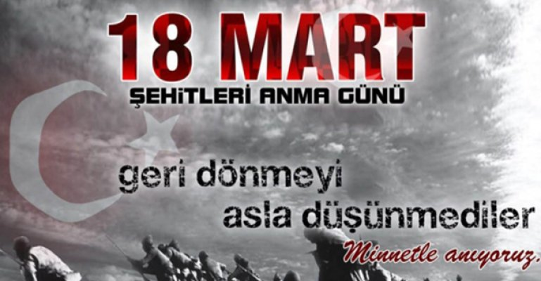 18 Mart Çanakkale Zaferi!