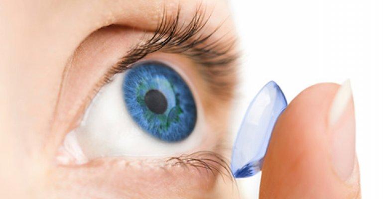 Göz Kusurlarının Düzeltilmesinde Kullanılan Kontak Lensler Hangileridir? Türleri Nelerdir?