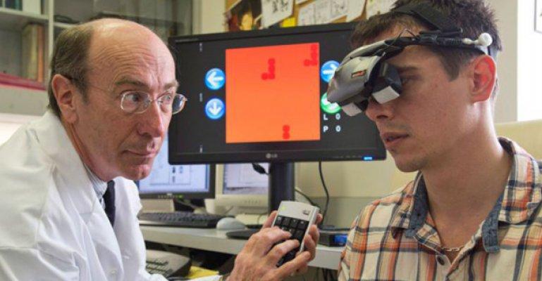 Göz Tembelliği Tedavisinde Yeni Bir Yöntem: Tetris