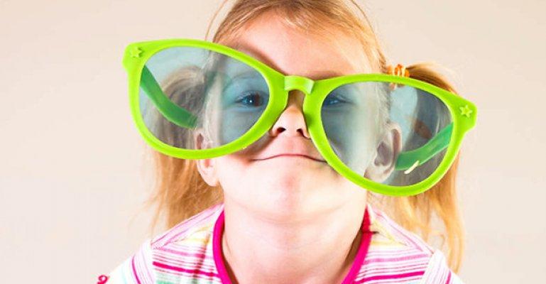 Gören Optikten Çocuk Gözlük Kullanıcılarına Müjde!