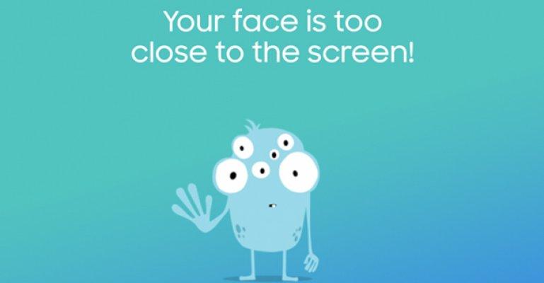 Samsung Çocukların Göz Sağlığını Korumak İçin Özel Program Geliştirdi!