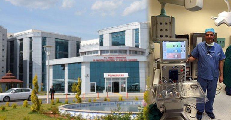 Urfa'da İlk Vitrektomi Göz Ameliyatı Yapıldı!