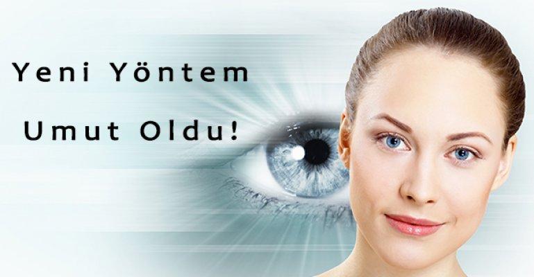 """Göz Tansiyonunun Tedavisinde """"Sinir Koruyucu İlaç"""" Başarısı"""