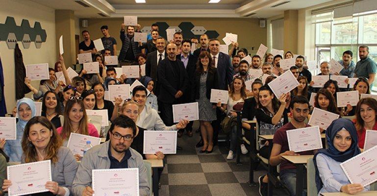 Opak Lens Turgut Özal Üniversitesi'nde!