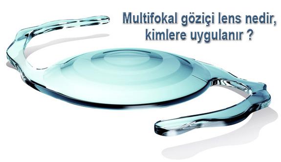 Multifokal lenslerin avantajları nelerdir?