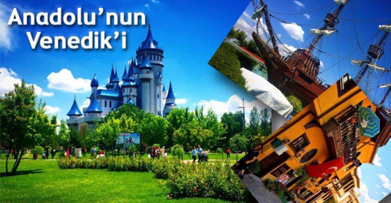 Orta Anadolu'da Orta Avrupa:Eskişehir