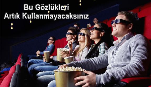3D Film Keyfi Artık Gözlüksüz Yaşanacak
