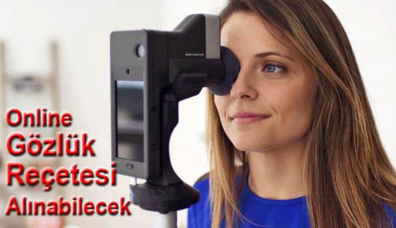 Bu cihazla gözlük reçetesi almak kolaylaşıyor