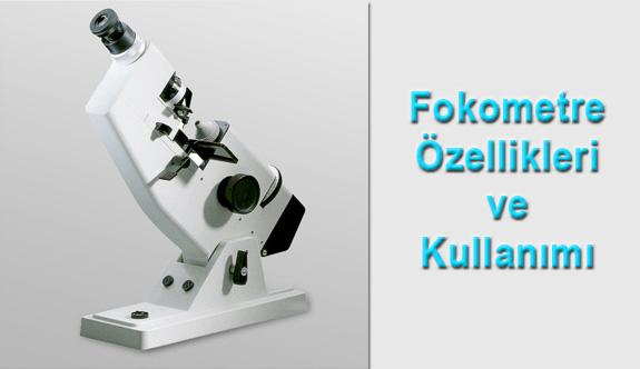Lens diyoptrisini belirlemeye yarayan optik gereçtir
