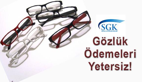 """Vatandaş SGK'ya seslendi: """"Gözlük Ödemeleri Yetersiz"""""""