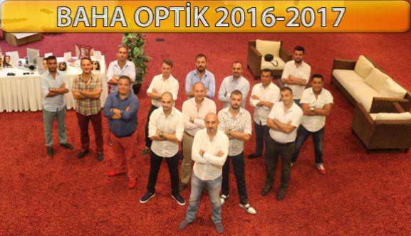 Baha Optik 2016 Yılı Geleneksel Antalya Organizasyonu