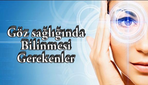 Göz Sağlığında 10 Pratik Bilgi