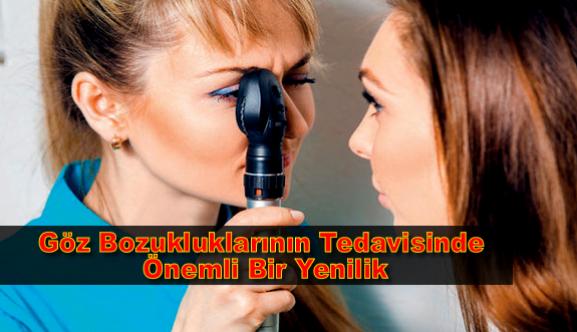 Göz bozukluklarının tedavisinde göz içi lens dönemi