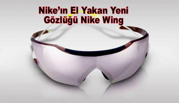 VR gözlüklerinden bile pahalı güneş gözlüğü: Nike Wing