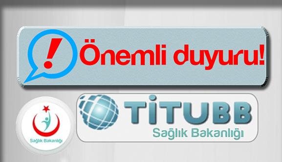 Titubb Firma Kayıtları Hakkında ÇOK ÖNEMLİ DUYURU!!