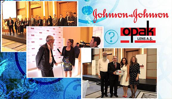 J&J - Opak Lens 2016 Bölgesel Kontak Lens Toplantıları – İstanbul