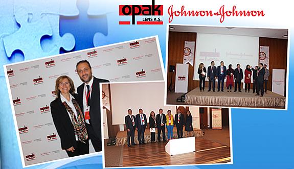 J&J ve Opak Lens 2016 Bölgesel Kontak Lens Toplantıları –Konya