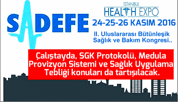 II. Uluslararası Bütünleşik Sağlık ve Bakım Kongresi