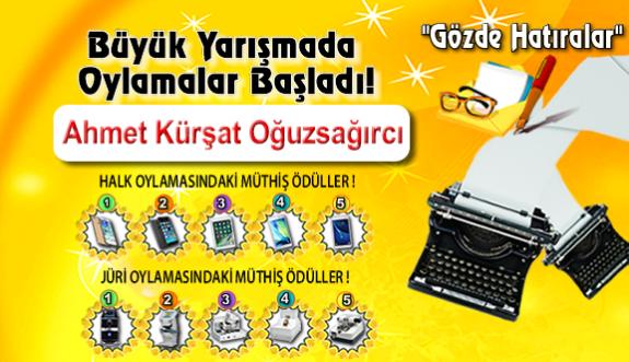 """Gözde Hatıralar """"Ahmet Kürşat Oğuzsağırcı"""""""