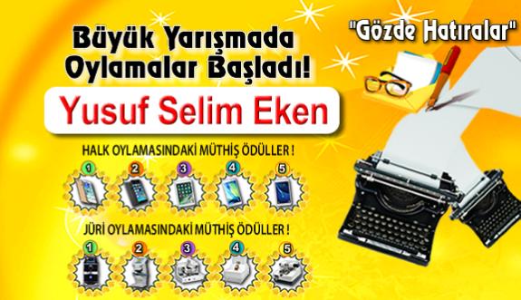 """Gözde Hatıralar """"Yusuf Selim Eken"""""""