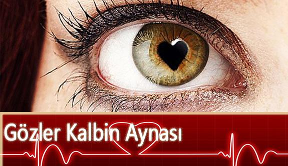 Gözler Kalbin, Çevresi ise Güzelliğin Aynasıdır